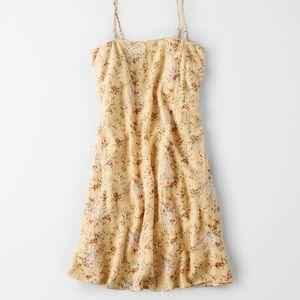 Tie Back Slip Dress